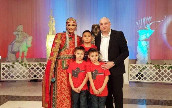 Мисс М.Сэлэнгээгийн гэр бүл