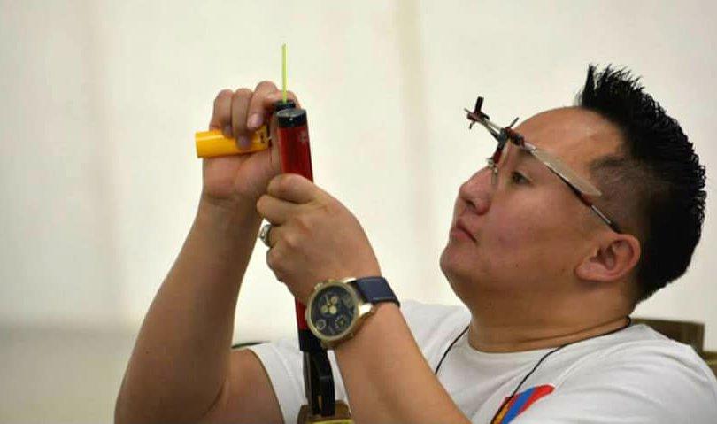 """З.Ганбаатар """"Токио-2020"""" паралимпийн эрхээ авчээ"""