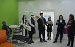 Япончууд СХД-ийн сургуульд шүдний эмнэлгийн иж бүрэн тоног төхөөрөмж өгнө