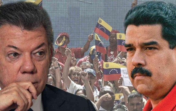 Мадуро Колумбтай харилцаагаа тасаллаа