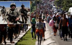Пентагон Мексикийн хил рүү 3750 цэрэг илгээнэ