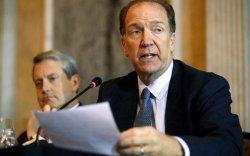 Дэлхийн банкны ерөнхийлөгчид Д.Малпассын нэрийг дэвшүүлэв