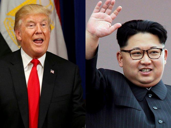 Д.Трамп, Ким Жон Ун нарын аюулгүй байдлыг хангах асуудлыг хэлэлцэнэ
