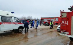 Орост автобус онхолдож, долоон хүн нас баржээ
