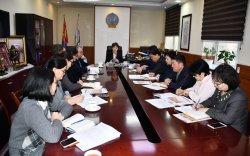 """""""Элэг бүтэн Монгол"""" үндэсний хөтөлбөрийг амжилттай хэрэгжүүлж байна"""