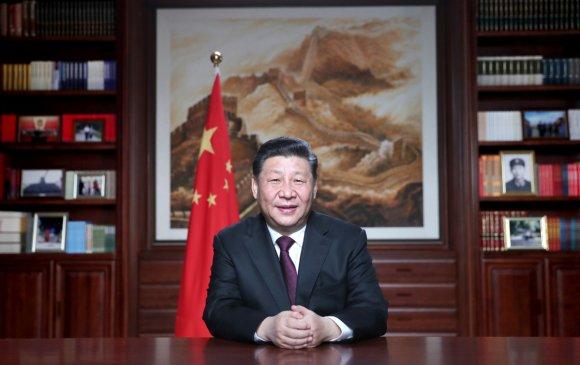 Ши Жиньпин ард түмэндээ хаврын баярын мэндчилгээ дэвшүүлжээ