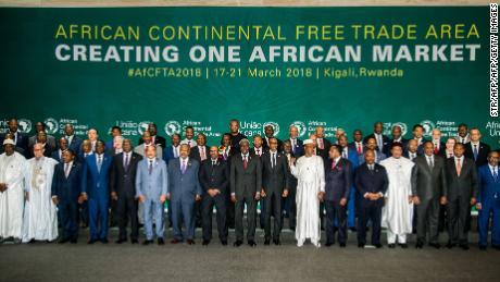Африкийн чөлөөт худалдааны хэлэлцээр хүчин төгөлдөр болоход ойрхон байна