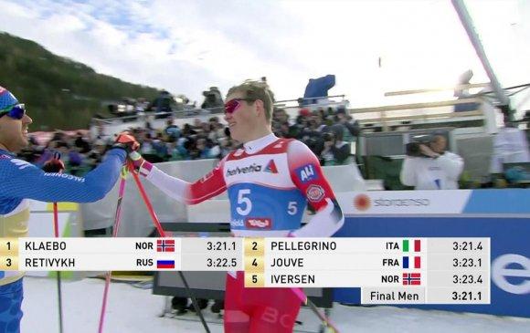 Норвеги цаначид өнгөтэй байлаа