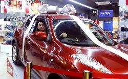 Nissan Juke автомашины эзэн тодорлоо