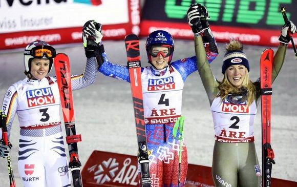 Словак бүсгүй П.Вльхова анхны дэлхийн аваргаа хүртэв