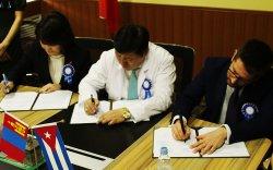 Чихрийн шижингийн хөлний хүндрэлийн эмчилгээг Монголд нутагшуулна