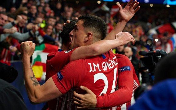 Атлетико Мадрид болон Манчестер Сити клубууд эхний хожлоо авлаа