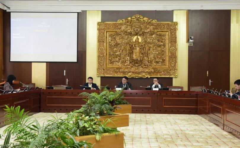 ХЗБХ: Байнгын хороо 23 асуудал хэлэлцэж, 8 хууль батлуулжээ