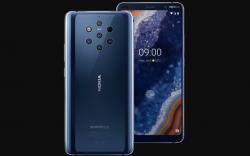 Nokia таван камертай ухаалаг утсаа танилцууллаа