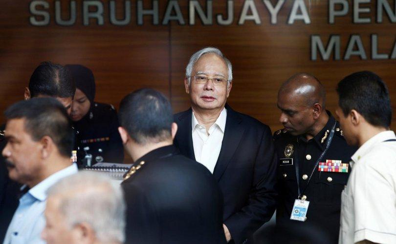 Малайзын экс ерөнхий сайд мөнгө угаасан хэргээр шүүхэд дуудагдав