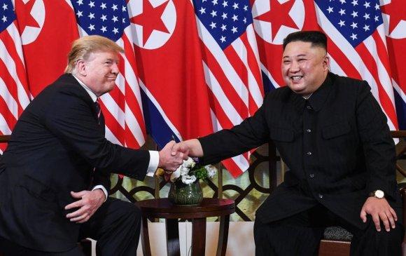 Дональд Трамп: Ким Жон Ун бол агуу удирдагч