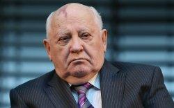 М.Горбачев: Пуужин устгах гэрээг цуцлах нь дэлхийд аюул учруулна