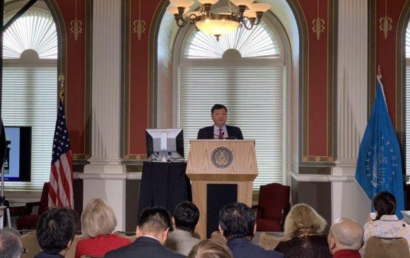 Вашингтон хотноо Монгол судлалын олон улсын XIII бага хурал болов