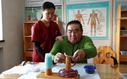 Япон эмч Рикагийн туршлага