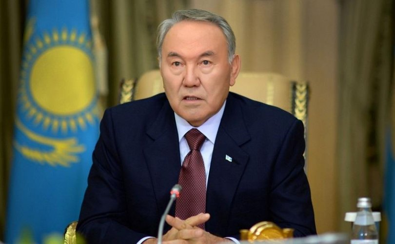 Назарбаев засгийн газраа огцрууллаа