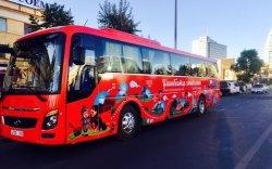 Амралтын өдрүүдээр хотын аялалын автобус үнэ төлбөргүй үйлчилнэ