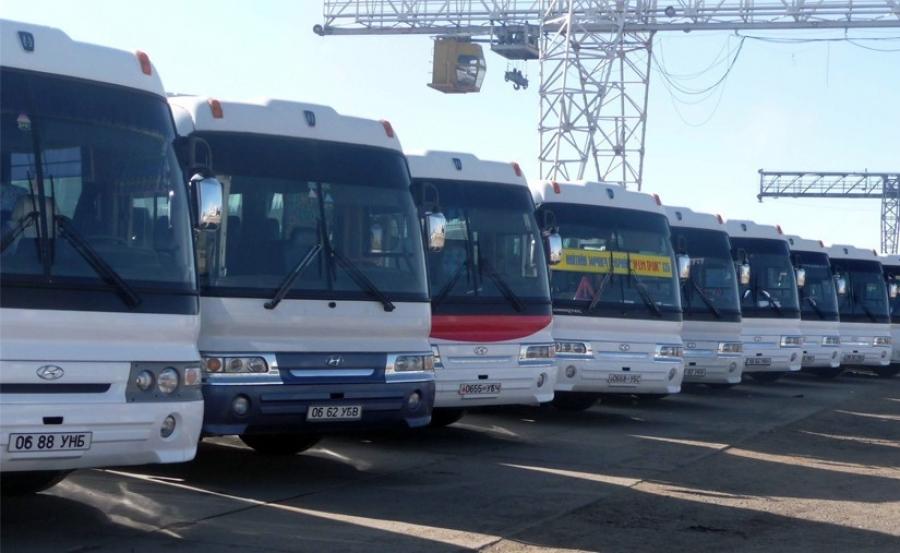 Орон нутгийн  долоон чиглэлд 18 автобусаар 566 иргэн зорчиж байна