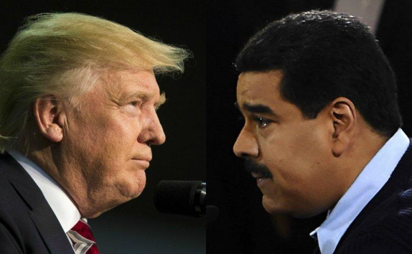 Трамп Мадурог дэмжихгүй байхыг уриалав