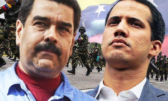 Венесуэлийн сөрөг хүчний эвслийн уулзалт Вашингтонд болно