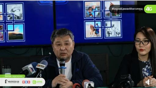 М.Зоригт: Дэлхийд тархсан монголчууддаа хүрнэ