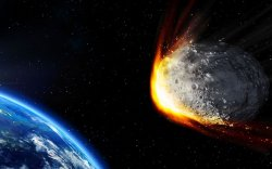НАСА: Дэлхий рүү том солир ойртож байна