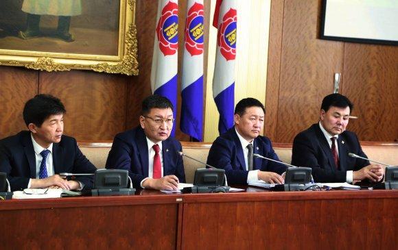 """""""Хариуцлагын асуудал Монголбанк, Санхүүгийн зохицуулах хороогоор дуусахгүй байх"""""""