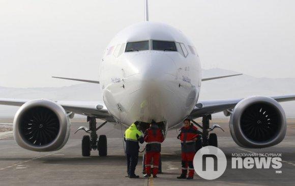 """""""Боинг компаниас үргэлжлүүлж онгоц авах эсэх талаар ярих эрт байна"""""""