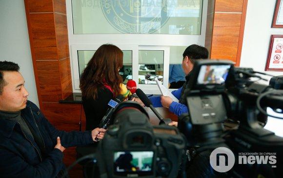 Нийслэлийн прокурорын газраас сэтгүүлчдэд мэдээлэл өгсөнгүй