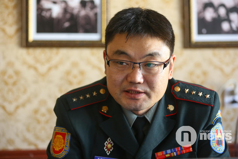 Т.Сүхбаатар Батлан хамгаалахын эрдэм шинжилгээний хүрээлэнгийн судлаач (1)