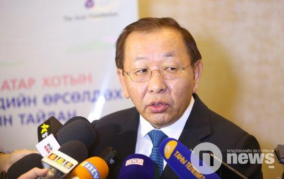 П.Цагаан: Монголд тогтворгүй байдлын хямрал нүүрлээд байна
