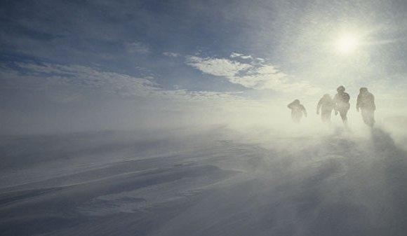Оросууд дэлхийг тойрон Антарктид руу аялна