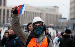 Интернэтийн зохицуулалтын талаарх хуулийг оросууд эсэргүүцэв