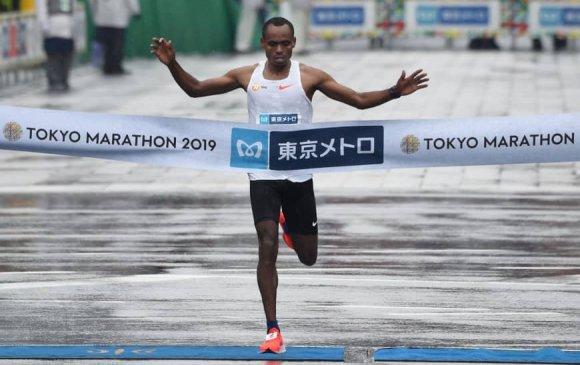 Токиогийн марафонд Этиоп тамирчид тэргүүлэв