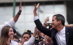 Хуан Гуайдо Венесуэлд эргэн иржээ