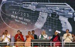 Энэтхэгт Калашников бууны үйлдвэр нээгдлээ