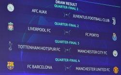 Английн багууд, эсвэл Барселона, Ювентус