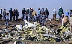 Этиопид сүйрсэн онгоцонд Оросын гурван иргэн байжээ