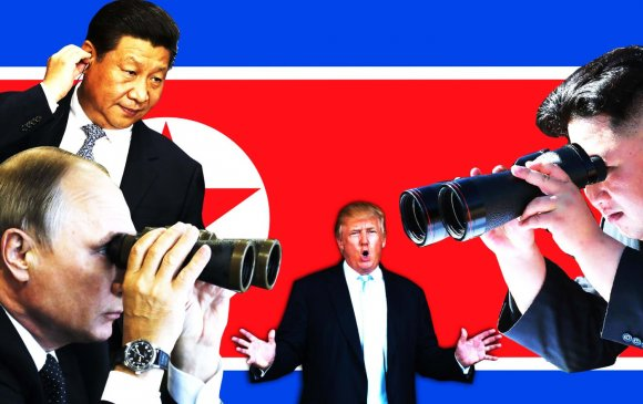 ОХУ болон Хойд Солонгосын уулзалт