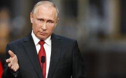 Путин: Гадаадын 600 тагнуулын үйл ажиллагааг таслан зогсоосон