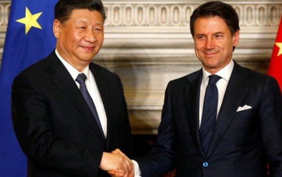 Итали улс Хятадаас мөнгө авахаар болов
