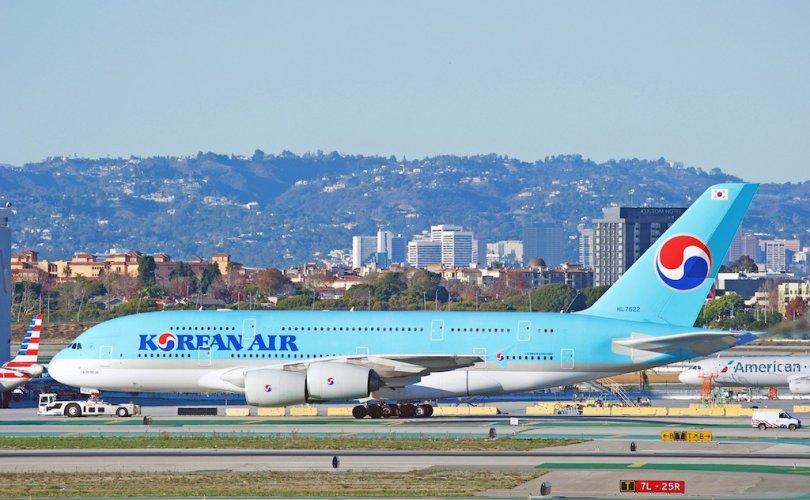 """""""Korean Air"""" Японы албан тушаалтныг уучлалт гуйхыг шаардлаа"""