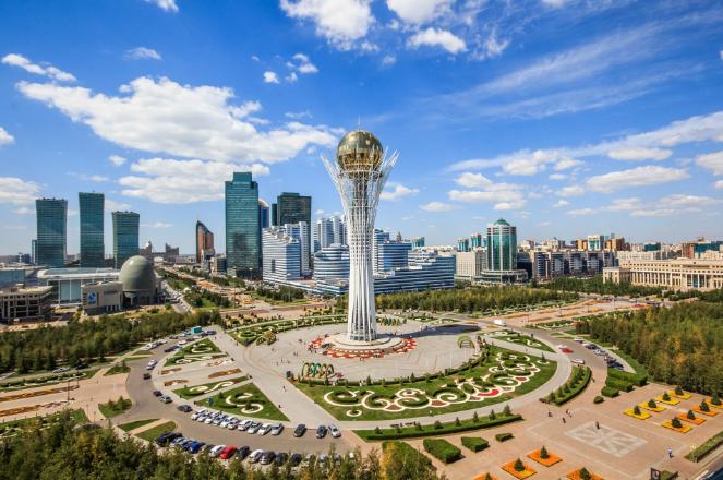 Астана хотын нэр Нүрсултан болж өөрчлөгдлөө