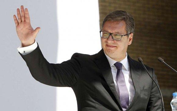 Вучич: Серби НАТО-гийн гишүүн орон байхыг хүсэхгүй