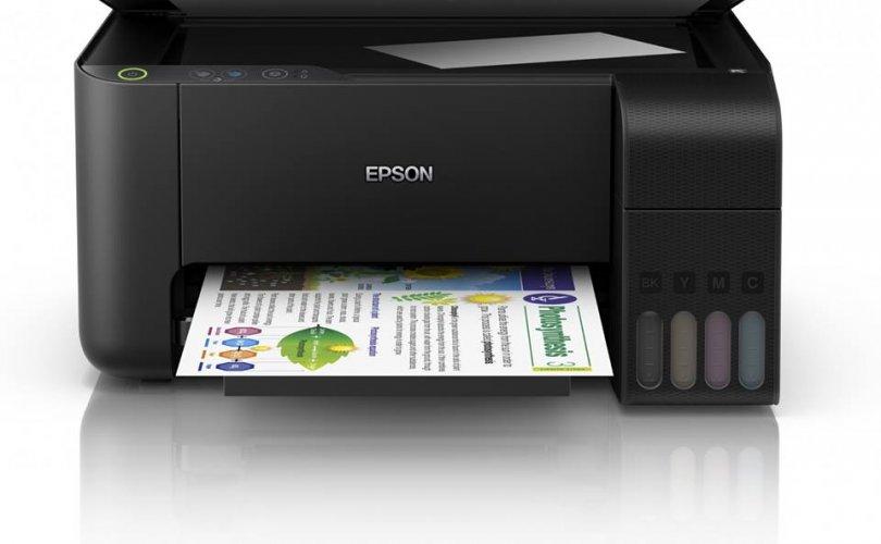 Таны зардлыг хэмнэх гурван үйлдэлтэй принтер Epson L3110