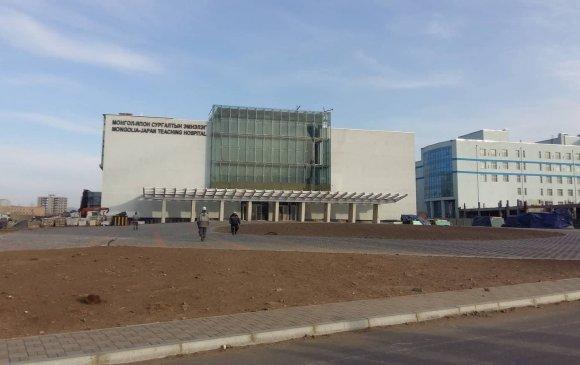 Монголын анхны сургалтын эмнэлэг зургадугаар сард ашиглалтад орно